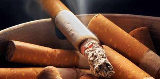 Próximo 31 de mayo, Día Mundial sin Tabaco