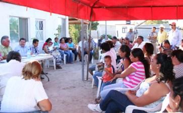 Apoya Alcalde proyecto de orgánicos en San Luis Gonzaga