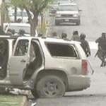 Detonaciones que no se detenían y granadas en las cercanías, mantuvieron en pánico a la población. El Ejército Mexicano enfrentó por una hora a los fuertemente armados sicarios.