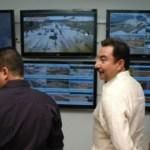 El costo del programa de video vigilancia, que consta de 42 cámaras enclavadas a lo largo y ancho de la ciudad, fue de 14 millones de pesos.