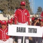 """Bahía Tortugas, subcampeón del estatal """"escuelita"""" de béisbol."""