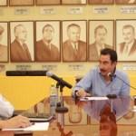 El gobernador Narciso Agúndez conoció y ofreció su apoyo al proyecto para potabilizar agua salobre, cuyo objetivo principal es conservar el acuífero que abastece a la ciudad de La Paz y evitar la intrusión salina.