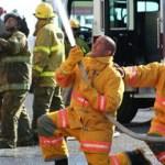 Con excelentes tiempos actuaron las cuatro brigadas participantes: la de evacuación, la de búsqueda y rescate, la de combate a incendios y la de primeros auxilios, en la sofocación del incendio de City Club.