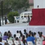 El Instituto Sudcaliforniano de Cultura presentó una obra de teatro en Santa Rosalía (Enrique Montaño).
