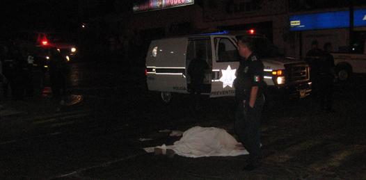 Presentan a chofer de camión, presunto homicida culposo