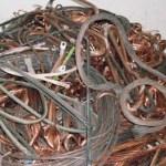 robo de cobre