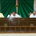 Una vez aceptadas las licencias temporales, se convocará a una sesión extraordinaria donde los suplentes de los parlamentarios tomarán protesta como miembros de la XII Legislatura.