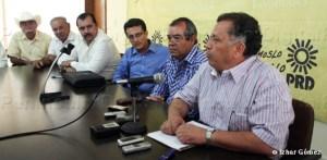"""""""Hemos aprendido la lección de Zacatecas, nosotros no queremos transitar por un camino donde no tener la previsión y el compromiso suficiente, para lograr los acuerdos indispensables, nos hagan perder la gubernatura"""""""