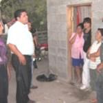 A invitación de los habitantes de la colonia Chula Vista el diputado Santillán Meza visitó la comunidad de San Ignacio (Enrique Montaño).