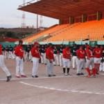 Este sábado en el estario Arturo C. Nahl, programa actividad la liga Miguel Núñez Lucero.