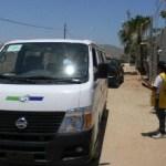 Una brigada del sector salud federal, recorre las colonias vulnerable abatizando para evitar que se presenten los problemas del dengue que ya se han presentando en la colonia Zacatal de San José del Cabo.