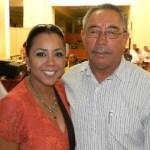 Acompañado de la licenciada Magda, el Regidor Guillermo Sández denunció el robo de tres pangas en Buena Vista y Los Barriles donde el MP, es menos que un cerio a la izquierda.