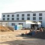 Un avance del 80 por ciento observan las obras del nuevo hospital del ISSSTE.