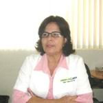 La doctora Carmen Edilma Peña, coordinadora de la Red de Centros de Salud en esta entidad, informó sobre las actividades preventivas que están llevando a cabo para evitar que se incremente el mosco del dengue (Lupita Gómez)