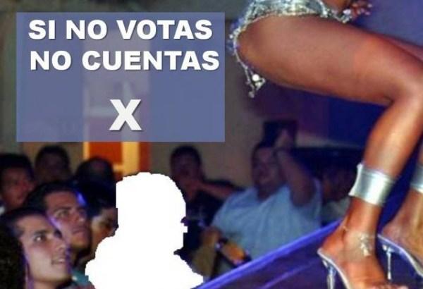 Si no votas…