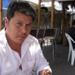 Sr. Daniel Hernández Aguirre, padre de Jonathan Hernández Ascencio.