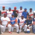 La novena de SAGARPA se afianza en los primeros lugares de la temporada Rafael Almaraz en la Liga Permanente ISSSTE-IMSS de Beisbol.