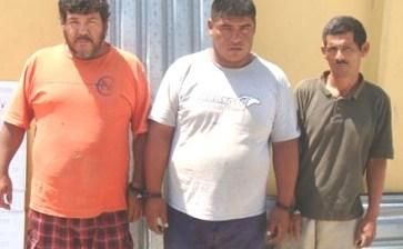 Los agarraron robando láminas de una ferretería