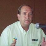 Lic. Carlos Alberto Lascurain Ochoa, director del Centro SCT.