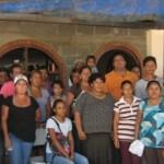 Familias de pescadores de la Heroica Mulegé apoyan a Guillermo Santillán Meza (Enrique Montaño).