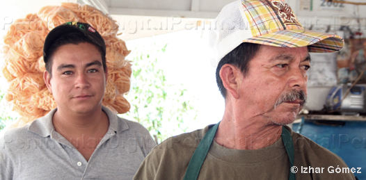 Cocos El Terraplén, 20 años aliviando la sed paceña