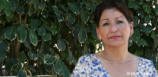 La profe Inés,  pionera de la intervención femenina en la política