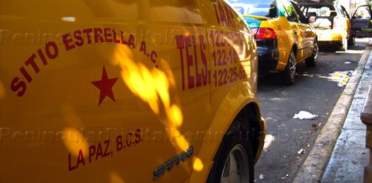 A los taxistas el gobierno les ha cerrado las puertas