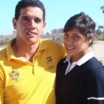 Alicia Guluarte López culminará este fin de semana la primera etapa de concentración con la selección nacional en la Ciudad de México, de cara a su participación en el Campeonato Panamericano de Canotaje.