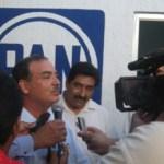José Alonso Germán Castro, precandidato del PAN a la gubernatura del Estado.