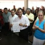 Arturo de la Rosa, se registro como aspirante a alcalde de Los Cabos.