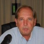 El director del Centro de la Secretaría de Comunicaciones y Transportes (SCT), Carlos Lascurain .