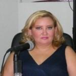 Ana Ruth García Grande, consejera presidenta del IEE.