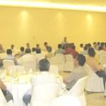 """Profesionistas de los Cabos organizaron el Foro """"Profesionistas por Los Cabos"""", donde plantearon ante precandidatos algunas propuestas para mejora los gobiernos (Lupita Gómez)"""