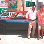 Armando Macías informa que todo se encuentra listo en la pista del Baja Sur Autódromo, donde este domingo realizan el Rally Cross.