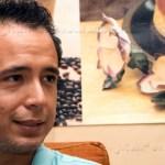 Ricardo Urrutia se manifestó contra la decisión del Comité Directivo Estatal del PAN de no permitirle registrarse como pre candidato para diputado al II Distrito