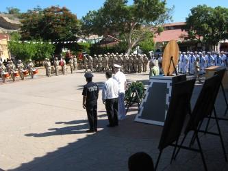 Organiza el Ejército la conmemoración de los niños héroes