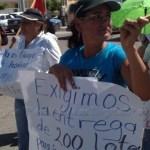 """Ignacio Acosta Montes, cabeza del Movimiento Antorchista en el vecino estado de Baja California, ratificó el apoyo del movimiento norteño para con el sur, después de que el pasado miércoles 29 de septiembre """"retumbara"""" la voz de exigencia del pueblo contra de Rosa Delia."""