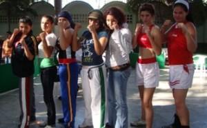 Asegura BCS medallas en el boxeo femenil