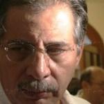 """""""Yo vengo para hablar con todos los dirigentes y ver cómo nos ponemos de acuerdo para que el proceso salga limpio y que no haya problemas y no haya polarizaciones inútiles"""", insistió Ortega."""