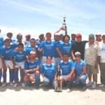 Hacienda, campeón del torneo anterior, confirma su participación en el futbol de la Liga Burocrática que programa inicio de actividades para el sábado 9 de octubre.