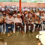 Marcos Covarrubias, que sigue teniendo un gran poder de convocatoria, exige el gobernador y a los alcaldes, no meter las manos en el proceso electoral del PRD.