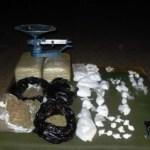 También una considerable cantidad de narcóticos asegurados en acciones militares en BCS.