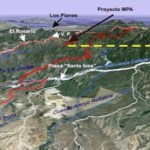 El Ayuntamiento de La Paz negará la autorización de cambio de uso de suelo a la empresa minera Concordia, antes Paredones Amarillos, afirmó el alcalde interino Enrique Castro.