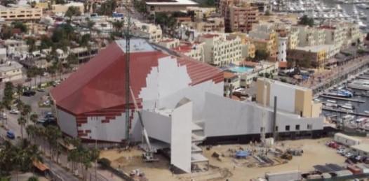 Con un costo de 350 millones de pesos, entregará NAM la primera etapa del  Pabellón Cultural