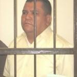 Jesús Ernesto Arreola Contreras, uno de los policías sentenciados.(Víctor Martha).