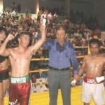 El ex campeón del mundo Raúl García Hirales tuvo un exitoso retorno al cuadrilátero la noche del sábado en Ciudad Constitución, BCS.