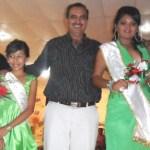 Mayra y Melissa resultaron electas como reina y reinita de la tradicional Feria de Ciudad Insurgentes que se desarrollará del 24 al 27 de septiembre