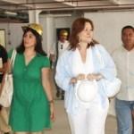 La presidenta Mirna Xibillé, se reunió con la Junta de Gobierno del Organismo Operador del Agua.