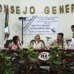 Los ocho partidos políticos recibieron, del IEE, 7.4 millones de pesos para gastos de campaña.