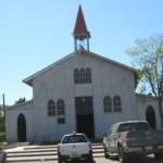 La próxima semana inicia la restauración de la iglesia de Santa Bárbara, orgullo de Santa Rosalía (Enrique Montaño).